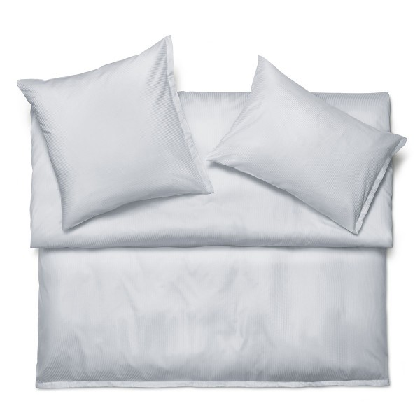 Cordon Glace Satin Exquisite Shank Bed Linen by Schlossberg