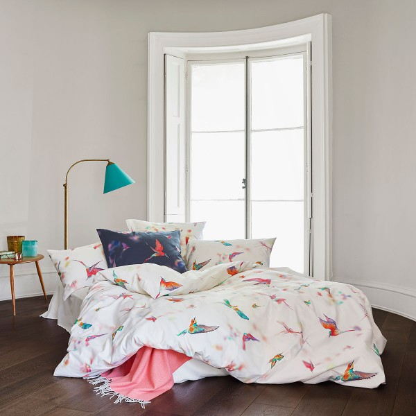 Lani Blanc Jersey Royal bed linen from Schlossberg