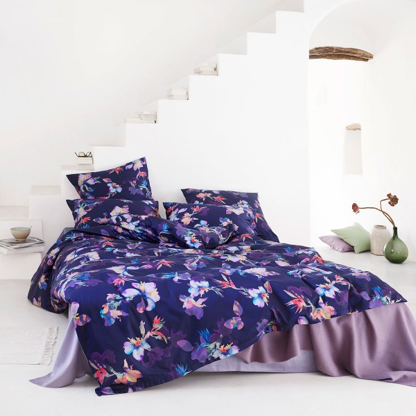 Lela Satin bed linen from Schlossberg