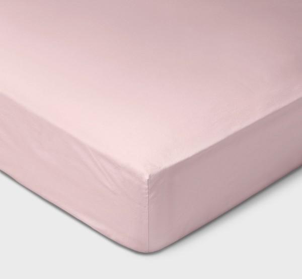 Cosy Rose Jersey fitted sheet from Schlossberg