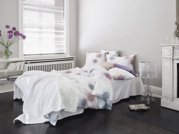 Stella Satin bed linen from Schlossberg